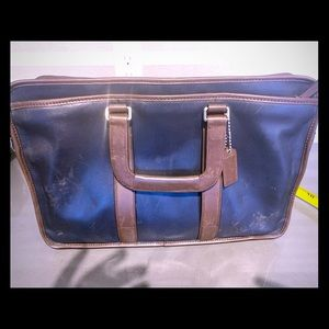 Men's Coach Briefcase